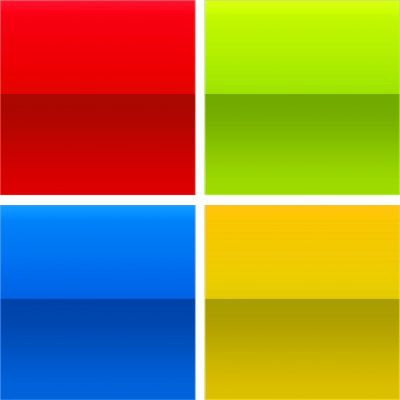 Microsoft Windows Square Logo Free PNG PNG Images