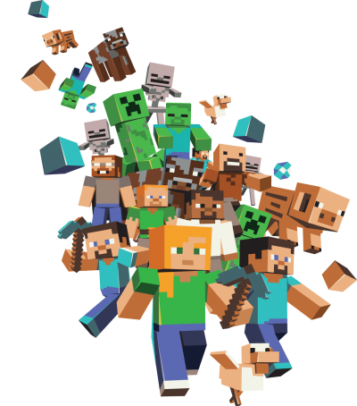 Minecraft Picture PNG Images