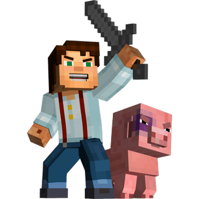 Minecraft High Quality PNG Images