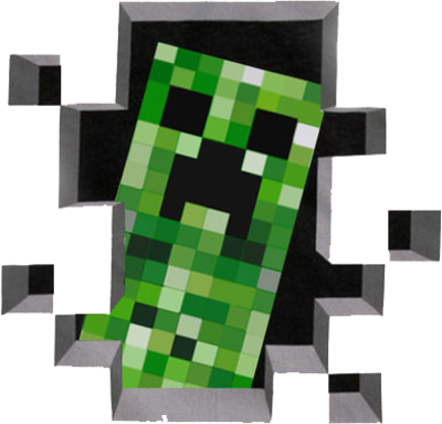 Minecraft Transparent Background 7 PNG Images