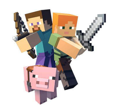 Minecraft Clipart Transparent PNG Images