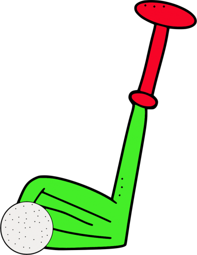 Clipart Photos PNG Mini Golf PNG Images