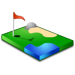 Simple Mini Golf 16 PNG Images