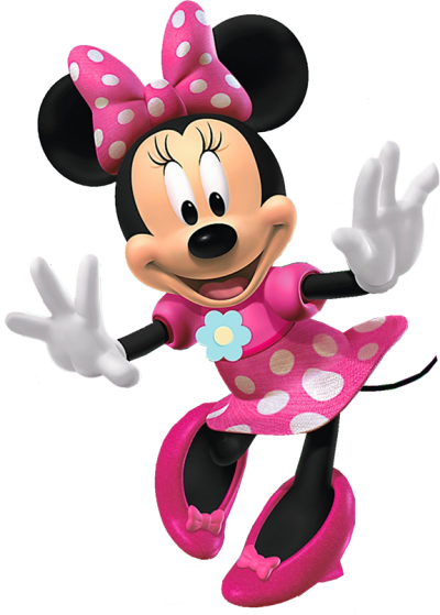 Pink Minnie Mouse Png Clipart PNG Images