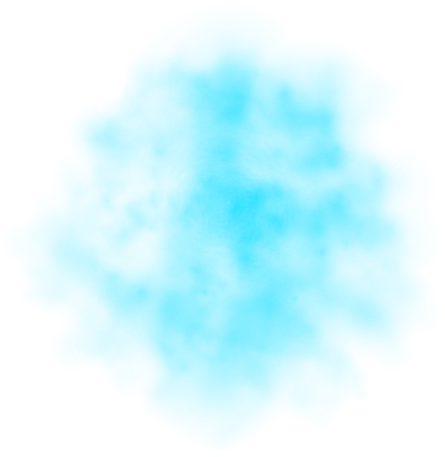 Blue Smoke Png Transparent