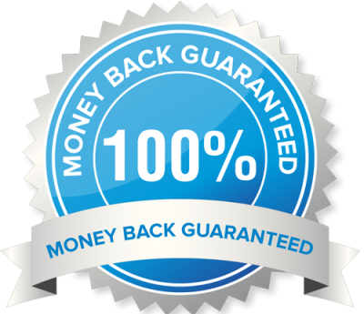 Moneyback %100 Vector Image PNG Images