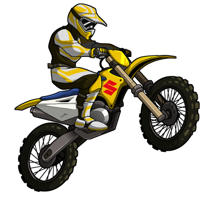 Motocross Free Transparent Png PNG Images