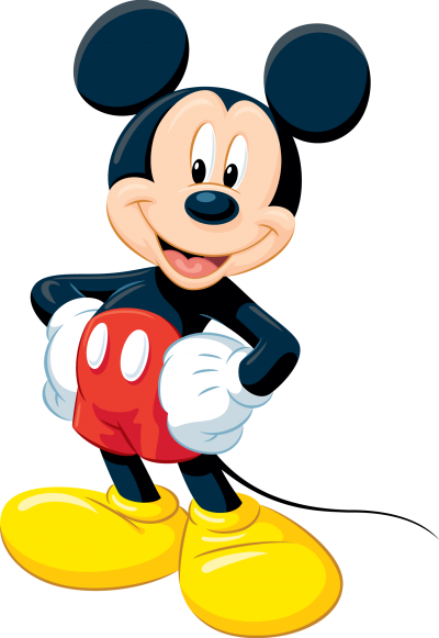 Mickey Mouse Transparent Hd Free PNG Images