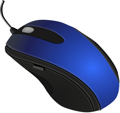 Blue Black Computer Mouse Hd Picture Png Free Download PNG Images