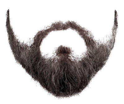 Beard Moustache Picture PNG PNG Images