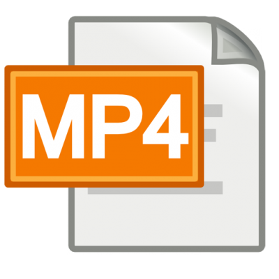 File, Format, Movie, Mp4, Video icon PNG Images