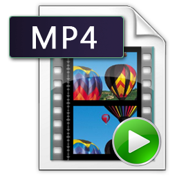 Mp4 Movie Vector PNG Images