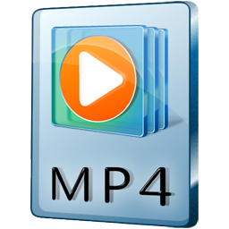 Mp4 Movie Free Cut Out Icon