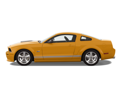 Mustang Icon Clipart PNG Images