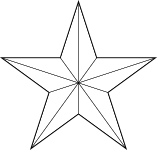 Images Nautical Star Tattoos PNG