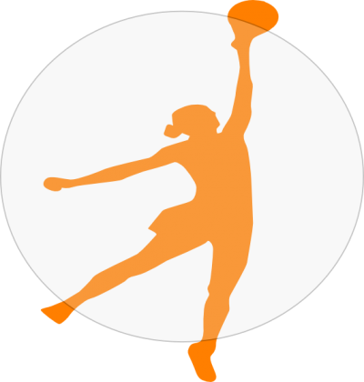 Netball Icon Clipart PNG Images