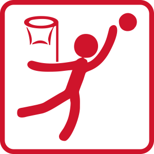 Netball Clipart File PNG Images