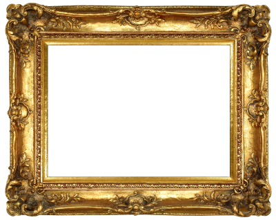 Classic Gold Frame Download PNG PNG Images