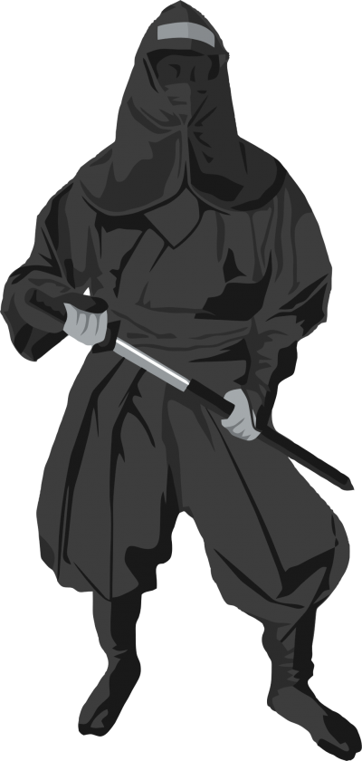 Ninja Transparent Picture PNG Images