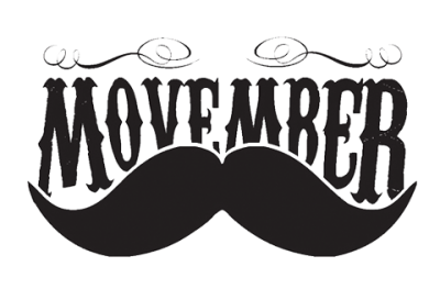 No Shave Movember Mustache Png Transparent