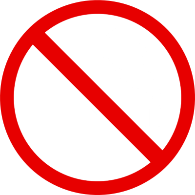 Blank Warning, Symbol, No, Smoking, Cigarette PNG Images