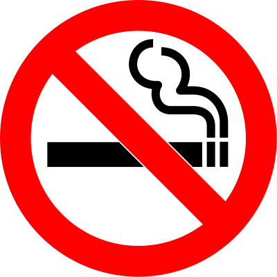 No Smoke Png Icon PNG Images