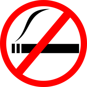 No Smoking Clip Art Circle PNG Images
