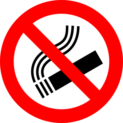 No Smoking in House PNG Images