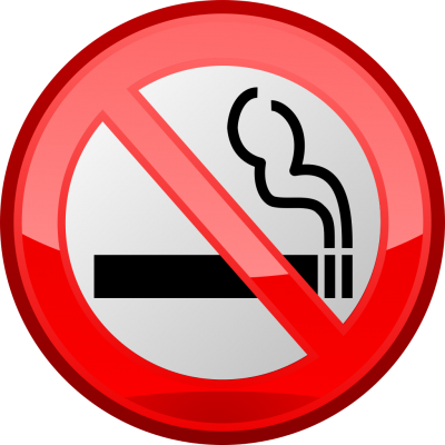 No Smoking Nuvola Png PNG Images