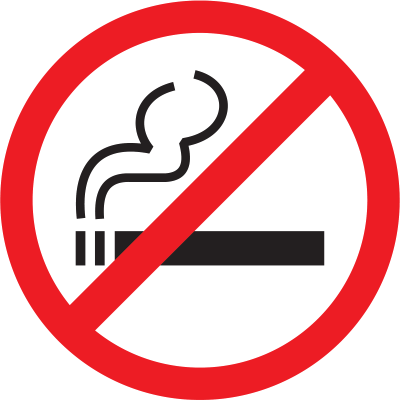 No Smoking Photo Image