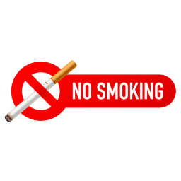 No Smoking Signs icon PNG Images