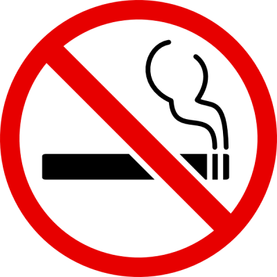 No Smoking, Warning PNG Images