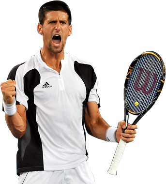 Novak Djokovic Hd Image 12 PNG Images