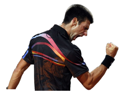 Novak Djokovic Transparent Picture PNG Images
