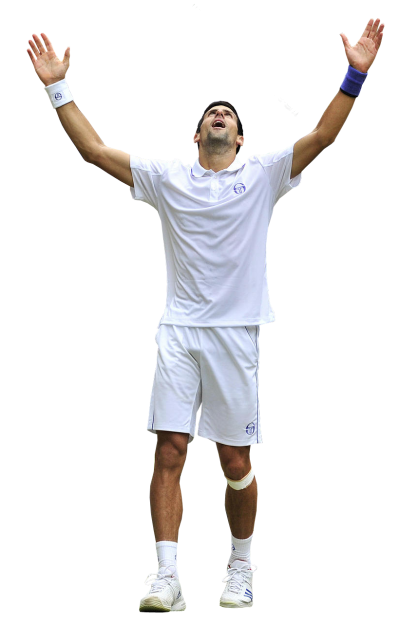 Novak Djokovic Best 13 PNG Images