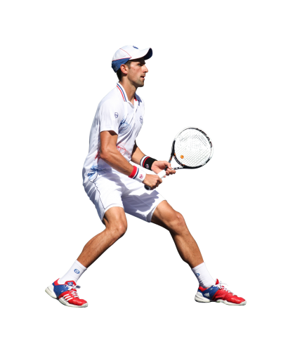 Novak Djokovic Transparent PNG Images