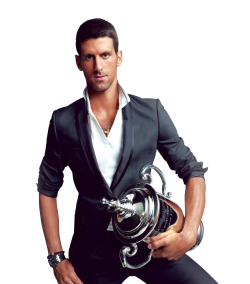 Novak Djokovic Best PNG Images