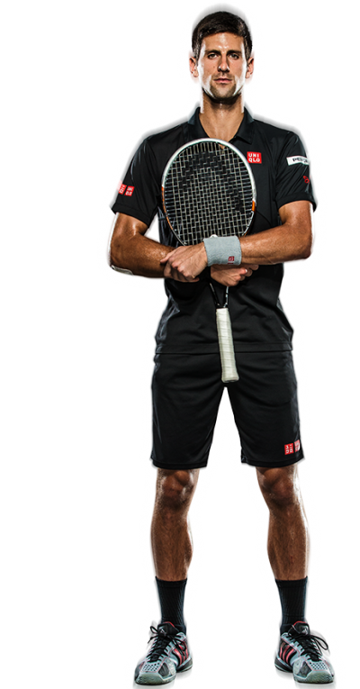 Novak Djokovic Clipart File 8