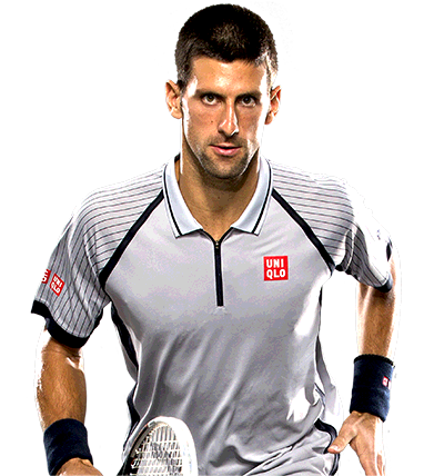 Novak Djokovic Free Transparent PNG Images