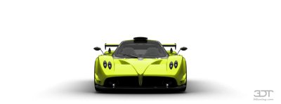 Pagani High Quality PNG PNG Images