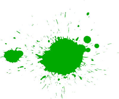 Green Paint Best Png PNG Images