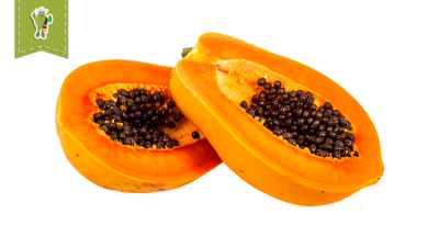 Orange Papayas Slice Photos PNG Images
