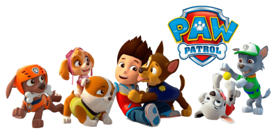 Paw Patrol Vector PNG Images