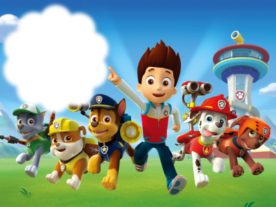 Paw Patrol Clipart File