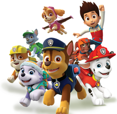 Paw Patrol Photos PNG Images