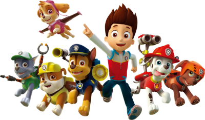 Paw Patrol Transparent Background 13