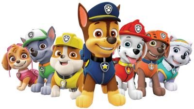Paw Patrol Free Transparent PNG Images