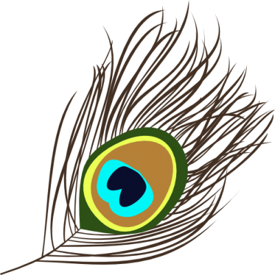 Peacock Feather Eye Png Transparent Images