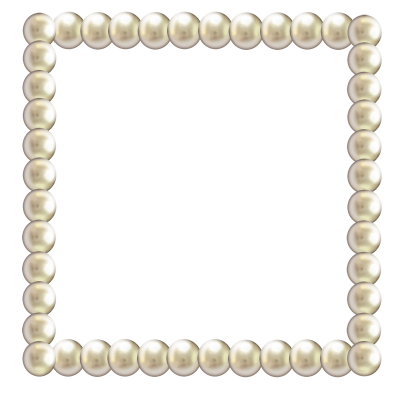 Pearl Frames Table Pictures PNG Images