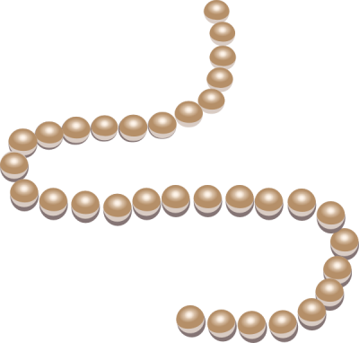 Pearl String Photo PNG Images